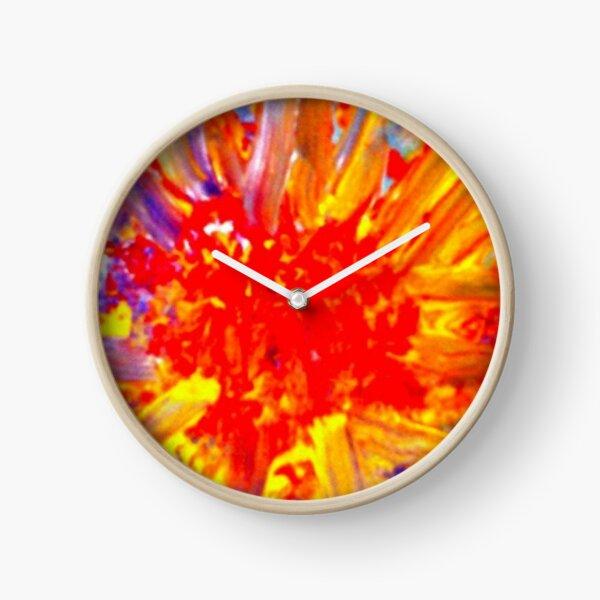 Radiant Joy Clock