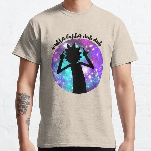 Wubba Lubba Dub Dub! Classic T-Shirt