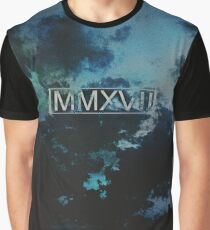 MMXVII Graphic T-Shirt