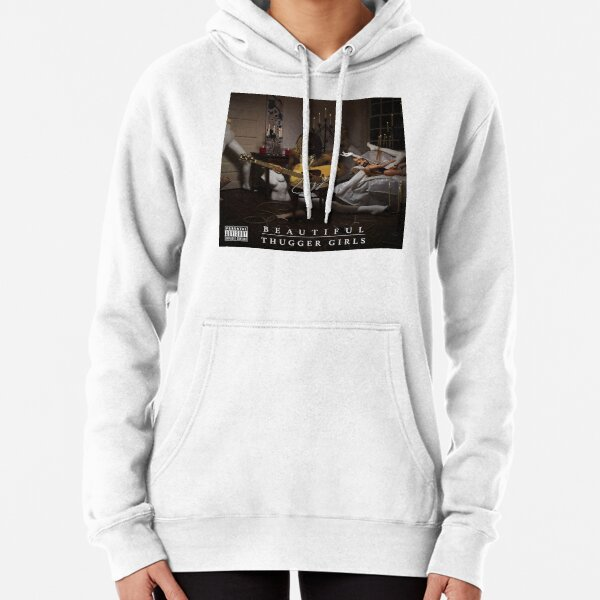 Beautiful Thugger Girls Young Thug Pullover Hoodie