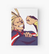 Alles Macht - Bo keine Held-Akademie Notizbuch