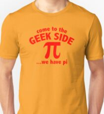geek side Unisex T-Shirt