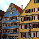 Tubingen Buildings by michelle123