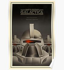 galactica cylon Poster
