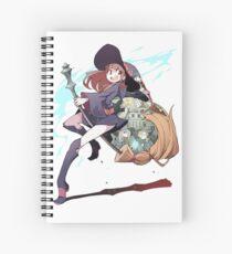 Little Witch Academia Spiral Notebook