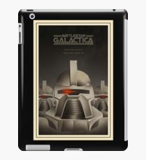 galactica cylon iPad Case/Skin
