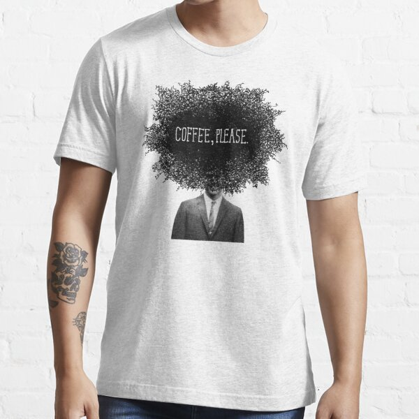 Coffee, Please Essential T-Shirt