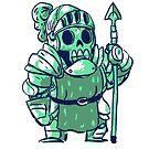 Skull Knight by BetterLegends