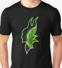 Maleficent Silhouette Unisex T-Shirt