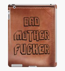Bad Mother Fucker iPad Case/Skin