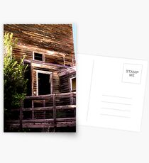 Lothair Elevator Postcards