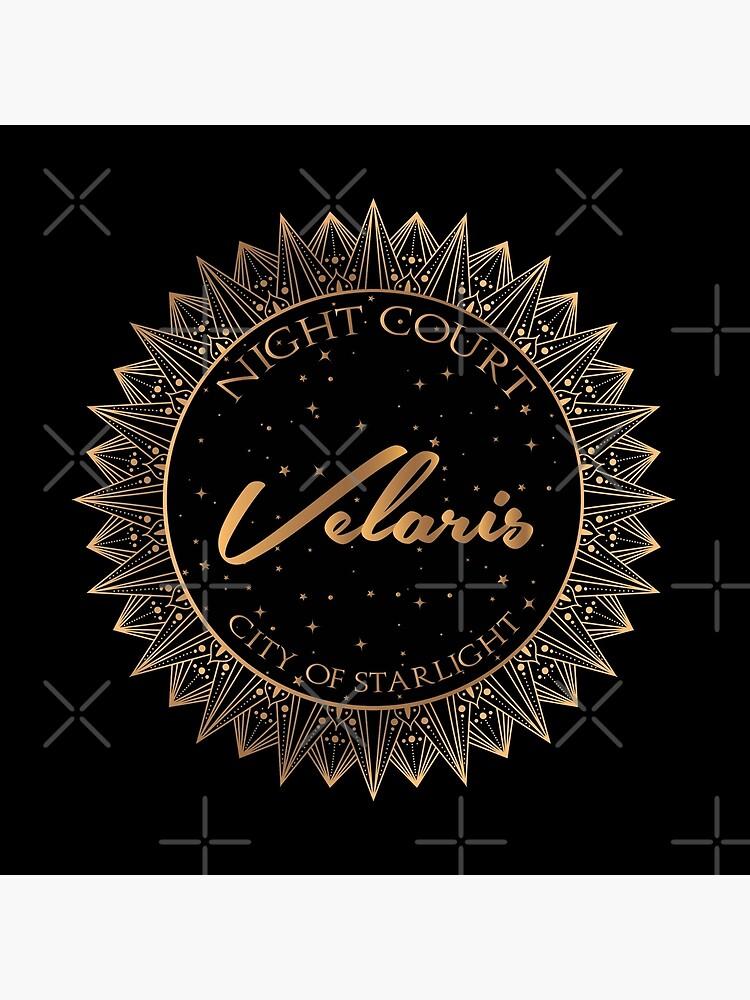 Night Court, Velaris, City of Starlight - ACOTAR by yairalynn