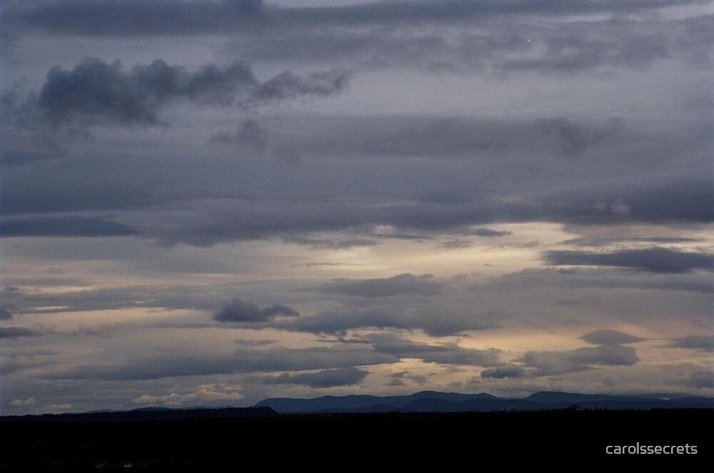 Dancing Sky - Cloud Series by carolssecrets