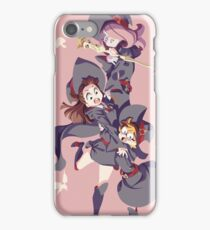 Little Witch Academia - Pink Edition iPhone Case/Skin