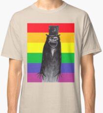 Gay Pride Babadook Classic T-Shirt