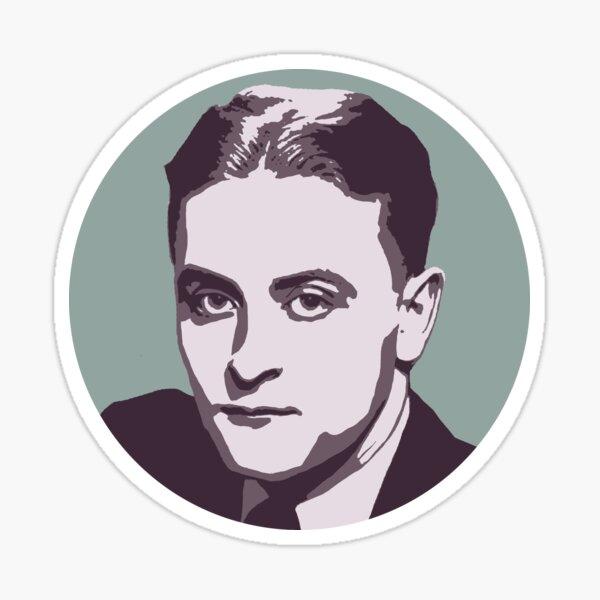F. Scott Fitzgerald Sticker