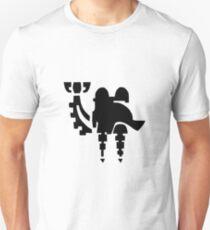 Champion of the Desert in black  Unisex T-Shirt