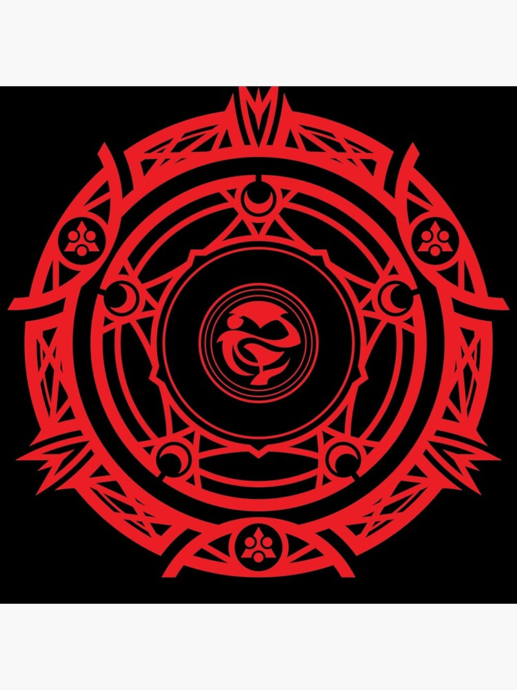 Gremory House Symbol by raw95