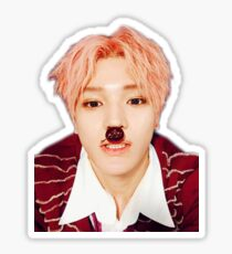 """Tastes Like A Cherry Bomb"", Taeyong Sticker Sticker"