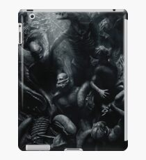 alien covenant collage iPad Case/Skin