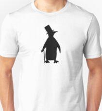 Proper Penguin Unisex T-Shirt