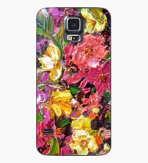 Floral Touch Hülle & Skin für Samsung Galaxy