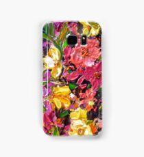 Floral Touch Samsung Galaxy Case/Skin