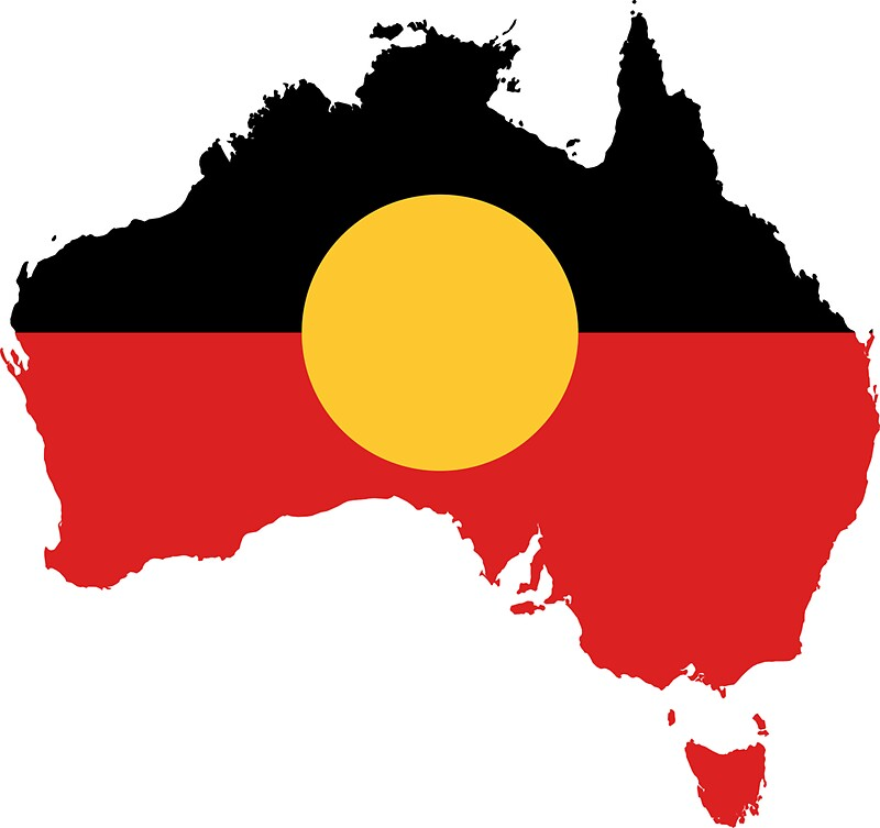 """""""Australian Aboriginal Flag"""" Stickers by national-flags"""
