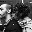 kiss in the neck by Elodie