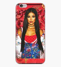JHENE AIKO EFURU CHILOMBO iPhone Case