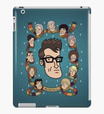 My Doctor is... The Tenth Doctor  iPad Case/Skin