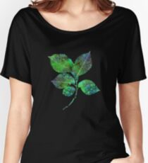 Golden leaves Women's Relaxed Fit T-Shirt