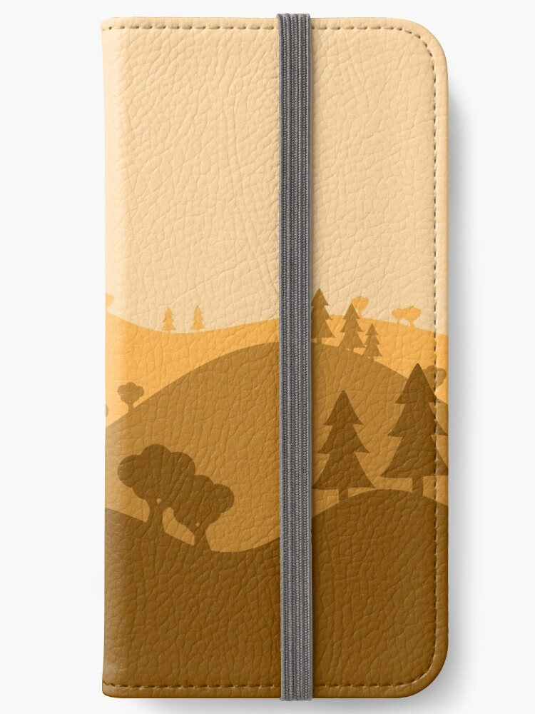 Landscape Blended Yellow by HandDrawnTees
