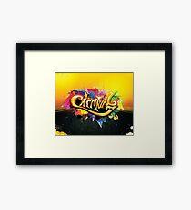 Carnival 360 Framed Print