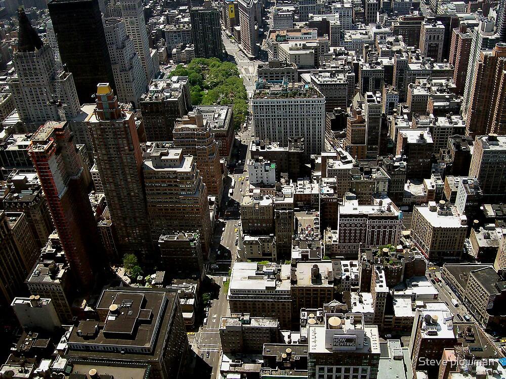 New York by Steve plowman