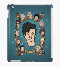 My Doctor is... The Eleventh Doctor  iPad Case/Skin