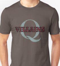 Villains I Distressed T-Shirt