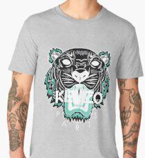 kenzo paris - white Men's Premium T-Shirt