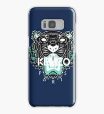 kenzo paris - white Samsung Galaxy Case/Skin