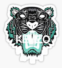 kenzo paris - white Sticker