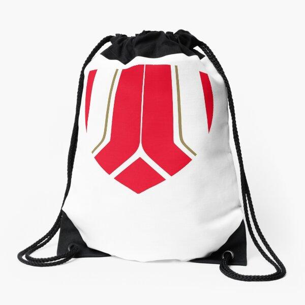 Gunner Shield Club Colours Drawstring Bag