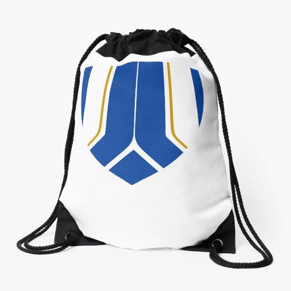 Chelsea Shield Club Colours Drawstring Bag
