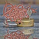Shoe String Lock by GolemAura
