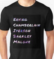 Sixers Legends Unisex T-Shirt
