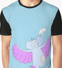 Vogelfant Graphic T-Shirt