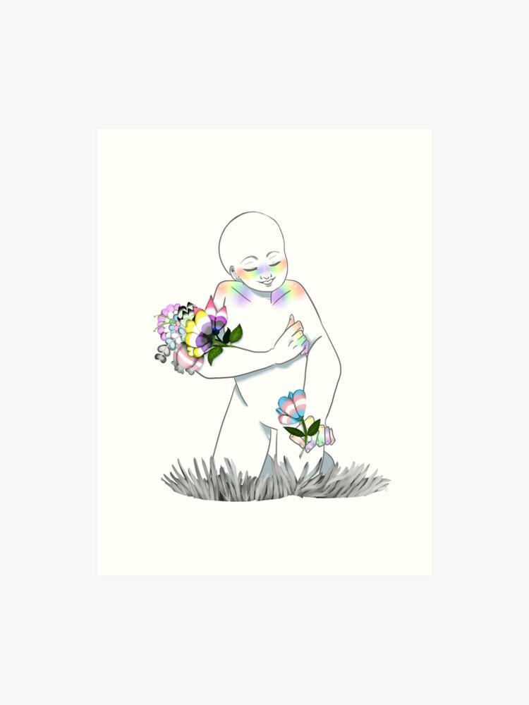 Gender Identity (Pride Month) | Art Print
