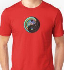 Yin Yang Swirl Unisex T-Shirt