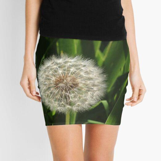 Iris You Make A Wish Dandelion Mini Skirt