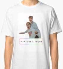 Martinez Twins Classic T-Shirt