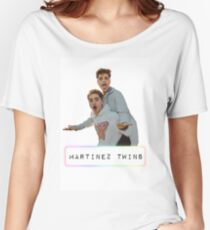 Martinez Twins Women's Relaxed Fit T-Shirt